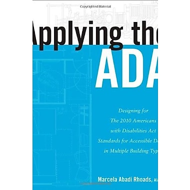 Applying the ADA, Used Book