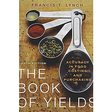 The Book of Yields: Accuracy in Food Costing & Purchasing 8th Edition with Professional Chef 9th Edition Set, Used Book