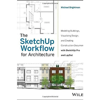 The SketchUp Workflow for Architecture, Used Book
