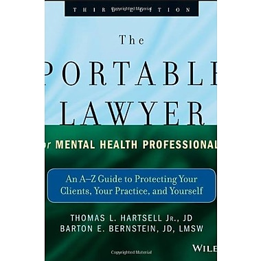 The Portable Lawyer for Mental Health Professionals, Used Book