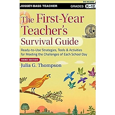 The First-Year Teacher's Survival Guide, Used Book