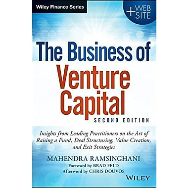 The Business of Venture Capital, Used Book