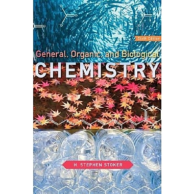 Study Guide with Solutions to Selected Problems for Stoker's General, Organic, & Biological Chemistry, 6th Edition, Used Book