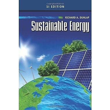 Sustainable Energy, SI Edition Used Book (9781133108771)