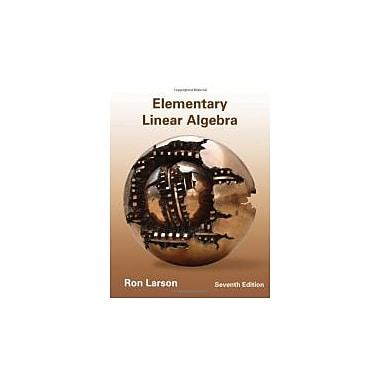 Elementary Linear Algebra Used Book (9781133110873)