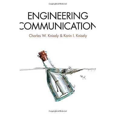 Engineering Communication Used Book (9781133114703)