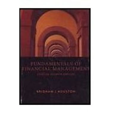 Fundamentals of Financial Management: Concise Seventh Edition Used Book (9781133234128)