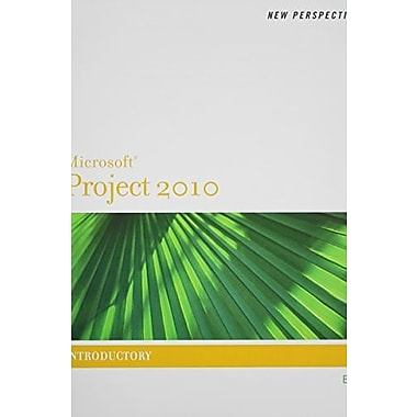 New Perspectives on Microsoft Project 2010 Package [With CDROM] Used Book (9781133265368)