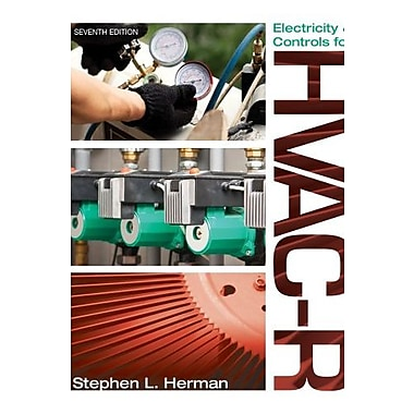 Electricity and Controls for HVAC-R Used Book (9781133278207)