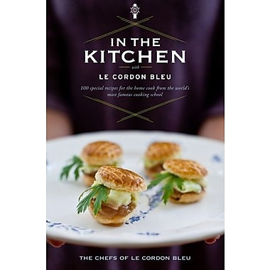 In the Kitchen with Le Cordon Bleu Used Book (9781133282822)