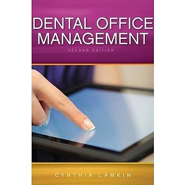 Dental Office Management Used Book (9781133283119)