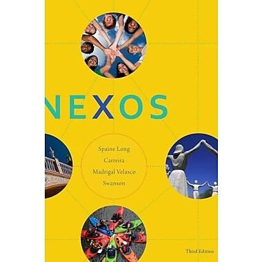 Bundle: Nexos, 3rd + iLrn: Heinle Learning Center 3-Semester Printed Access Card Used Book (9781133292562)