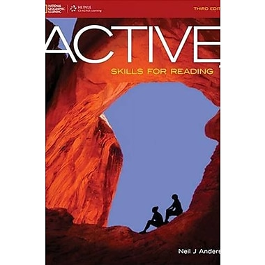 ACTIVE Skills for Reading 1 Used Book (9781133307990)