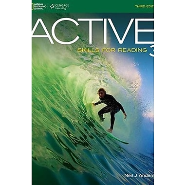 ACTIVE Skills for Reading 3 Used Book (9781133308065)