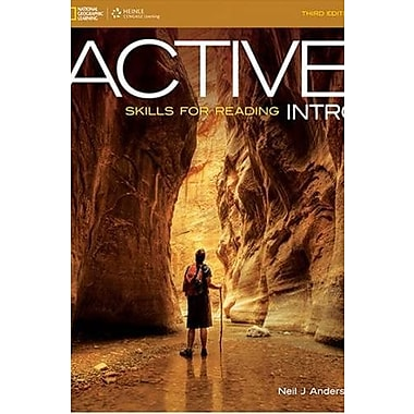 ACTIVE Skills for Reading Intro Used Book (9781133308126)
