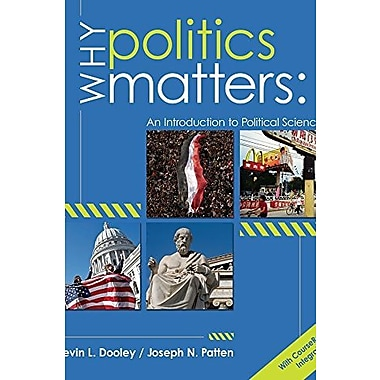 Why Politics Matters: An Introduction to Political Science Used Book (9781133309451)