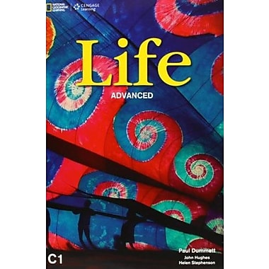 Life Advanced with DVD Used Book (9781133315735)