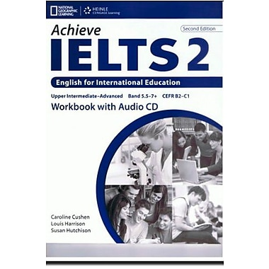 Achieve Ielts 2 Used Book (9781133316190)