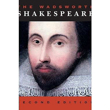 The Wadsworth Shakespeare Used Book (9781133316275)