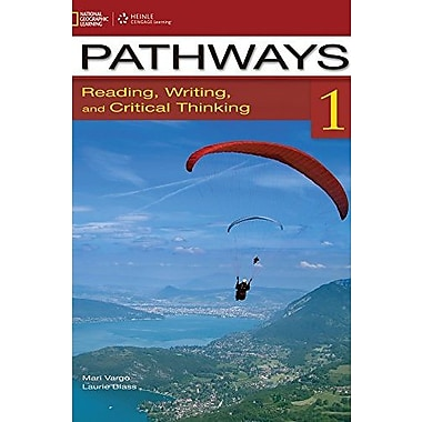 Pathways 1: Reading, Writing and Critical Thinking (Pathways: Reading Writing & Critical Thinking) Used Book (9781133317111)
