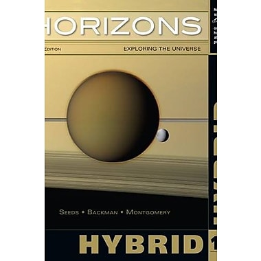 Horizons: Exploring the Universe, Hybrid (with CengageNOW Printed Access Card) Used Book (9781133365235)