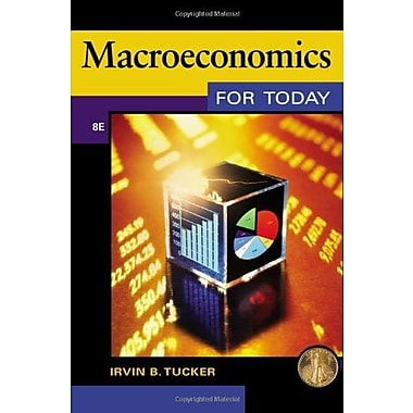 Macroeconomics for Today Used Book (9781133435051)