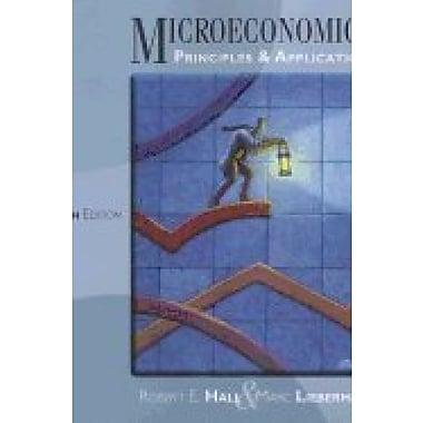 Ie Microeconomics 6e Used Book (9781133561903)