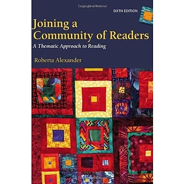Joining a Community of Readers Used Book (9781133586821)