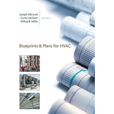 Blueprints and Plans for HVAC Used Book (9781133588146)