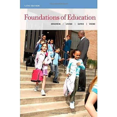 Foundations of Education Used Book (9781133589853)