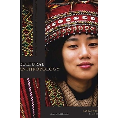 Cultural Anthropology Used Book (9781133591467)