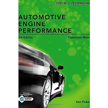 Today's Technician: Automotive Engine Performance, Classroom and Shop Manuals Used Book (9781133592891)