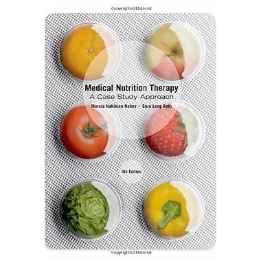 Medical Nutrition Therapy: A Case Study Approach Used Book (9781133593157)