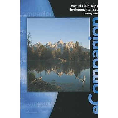 eCompanion for Virtual Field Trips in Environmental Issues Used Book (9781133593249)