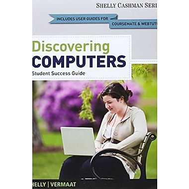 Enhanced Discovering Computers, Brief: Your Interactive Guide to the Digital World (Shelly Cashman) Used Book (9781133598176)
