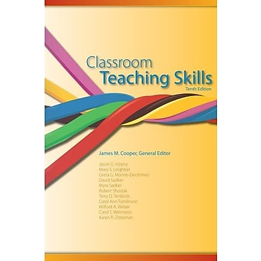 Classroom Teaching Skills Used Book (9781133602767)
