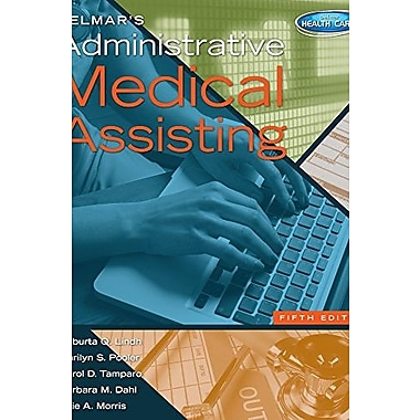 Delmar's Administrative Medical Assisting Used Book (9781133602910)