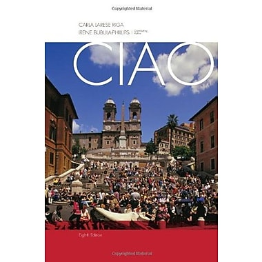 Ciao! Used Book (9781133604228)