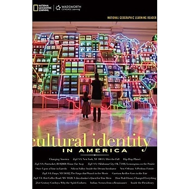 National Geographic Learning Reader: Cultural Identity in America Used Book (9781133604280)