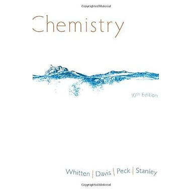 Chemistry Used Book (9781133610663)