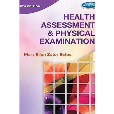 Health Assessment and Physical Examination Used Book (9781133610939)