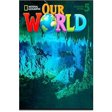 Our World 5 Used Book (9781133611691)