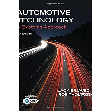 Automotive Technology: A Systems Approach Used Book (9781133612315)
