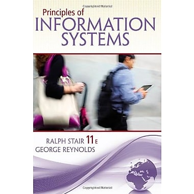 Principles of Information Systems Used Book (9781133629665)