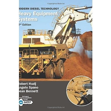 Modern Diesel Technology: Heavy Equipment Systems Used Book (9781133693369)