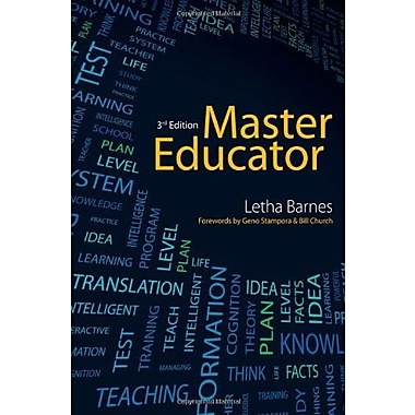 Master Educator Used Book (9781133693697)