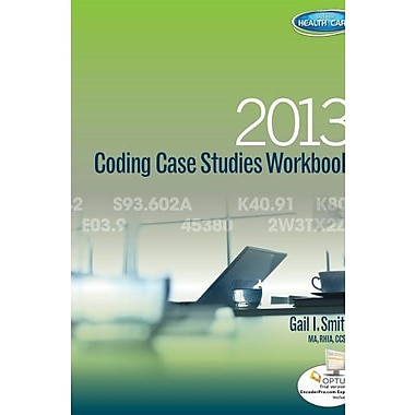 Coding Case Studies Workbook 2013, Used Book (9781285768939)
