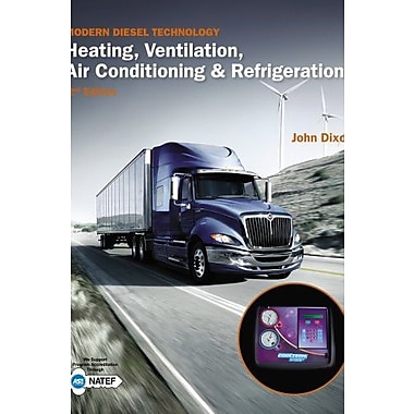 Modern Diesel Technology: Heating, Ventilation Air Conditioning & Refrigeration Used Book (9781133716259)