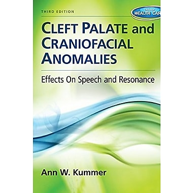 Cleft Palate & Craniofacial Anomalies Used Book (9781133732624)