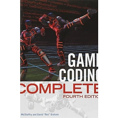 Game Coding Complete, Fourth Edition Used Book (9781133776574)